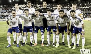 Real Zaragoza - CD Numancia: puntuaciones del Zaragoza, jornada 28 de Segunda División