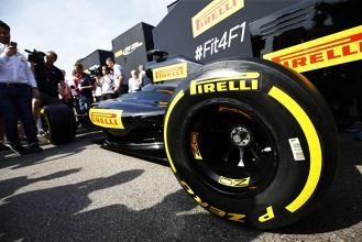 F1, Pirelli - Prima a Spa per le Ultrasoft
