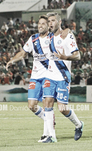 Álvaro Navarro y Federico González: mucho ruido, poco gol