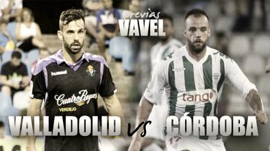 Previa Real Valladolid - Córdoba CF: necesario levantarse