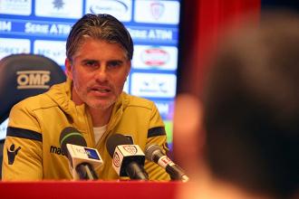 """Lopez ci crede: """"Possiamo fare punti contro il Napoli"""""""
