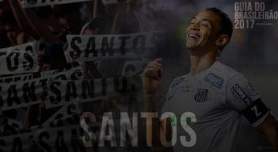 Guia VAVEL do Brasileirão 2017: Santos