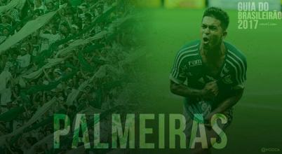 Guia VAVEL do Brasileirão 2017: Palmeiras