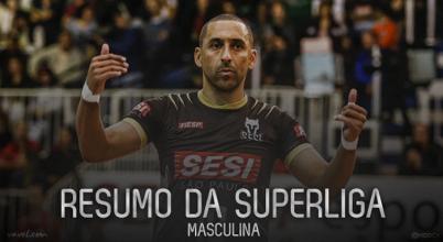 Relembre a Superliga Masculina 2016/17