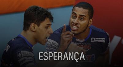 Taubaté tirou invencibilidade de 20 jogos do Cruzeiro na primeira fase da Superliga 2016/17
