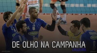 Trajetória do Cruzeiro na Superliga 2016/17
