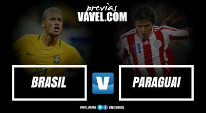 Com chance de classificação, Brasil pega Paraguai na Arena Corinthians