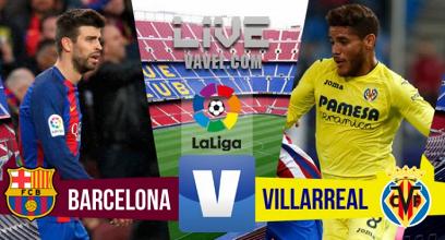 Resumen Barcelona vs Villarreal en La Liga 2017