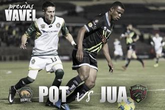 Previa Potros - FC Juárez: Otra liguilla en el 'Chivo'