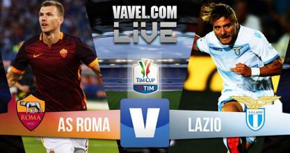 Resumen Roma 3-2 Lazio en Coppa Italia 2017
