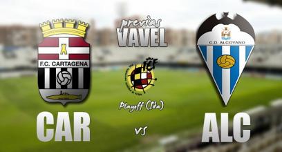 FC Cartagena – CD Alcoyano: primer paso de un largo camino