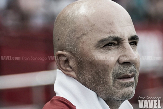 """Sampaoli: """"El recorrido de la temporada fue bastante positivo"""""""