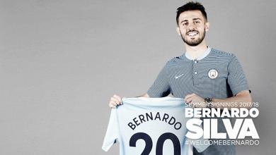 Bernardo Silva firma por el Manchester City