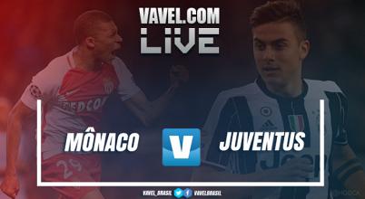Resultado Monaco x Juventus na Uefa Champions League (0-2)