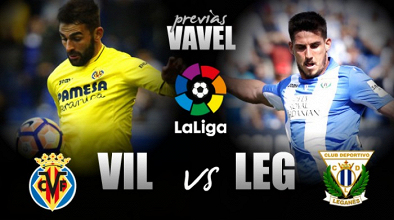 Previa Villarreal - Leganés: Europa contra permanencia