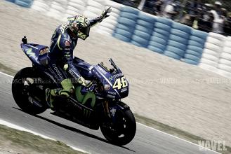 """Valentino Rossi: """"Creo que podría haber hecho la pole"""""""