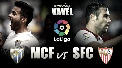 Málaga CF - Sevilla FC: más en juego de lo que parece