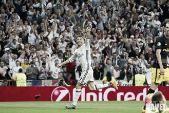 El 'hat-trick' de Cristiano Ronaldo acerca al Madrid a Cardiff