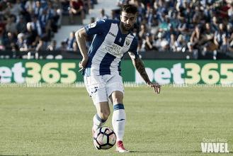 Diego Rico, elegido mejor defensa de la temporada por la afición