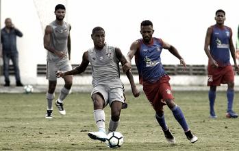 Fluminense vence jogo-treino contra Gonçalense