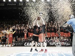 El Valencia Basket es campeón de la Liga Endesa 2016-17