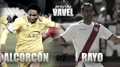 Previa AD Alcorcón - Rayo Vallecano: Tres puntos de oro