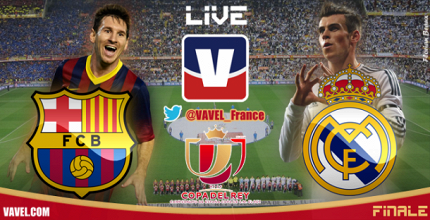 Live Copa del Rey 2014 : le match FC Barcelone - Real Madrid en direct