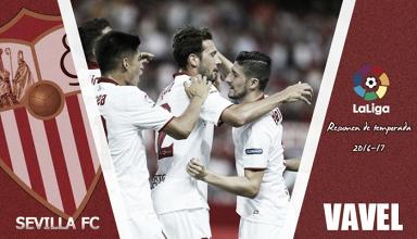 Resumen temporada 2016/17: Sevilla FC, dijeron que nunca se rendiría