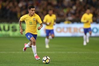 Brasil goleia a Austrália em Amistoso Internacional (4-0)