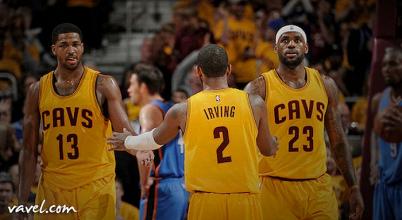 Com LeBron James imparável, Cavaliers crescem nos playoffs e buscam segundo título