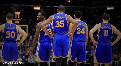 Durant reencontra LeBron James e Warriors tem chance de revanche contra Cavaliers
