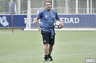 """Eusebio: """"Vamos a hacer lo posible para tener un buen final de temporada"""""""