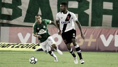 """Breno desabafa após derrota do Vasco: """"Nosso time só sabe jogar quando toma gol"""""""