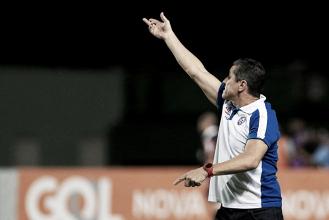 Jorginho aponta fraco primeiro tempo como fator para novo tropeço do Bahia