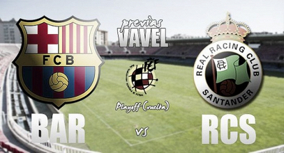 Previa FC Barcelona B – Real Racing Club: la lógica contra la locura