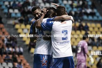 Sin pena ni gloria Puebla vence al Atlante