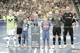 Previa Movistar Inter - FC Barcelona: todo o nada
