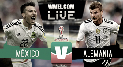 Germany vs Mexico Live Stream Score Commentary in Confederations Cup 2017