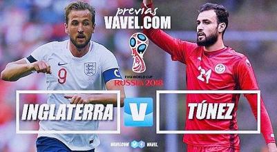 Russia 2018 - La prima dell'Inghilterra è con l'insidia Tunisia