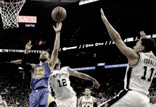 NBA Playoffs: ancora dominio Golden State. Inceneriti gli Spurs 129-115, Warriors in Finale