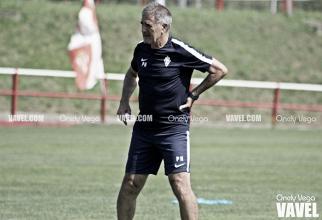 """Paco Herrera: """"Sigo pensando que el equipo va a más"""""""
