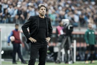 Em duelo recheado de reservas, Renato condena início ruim do Grêmio em derrota para Botafogo