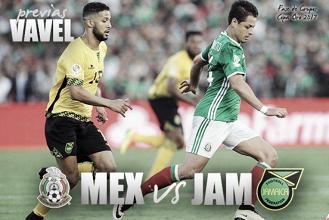 Previa México - Jamaica: Las rotaciones ante el subcampeón