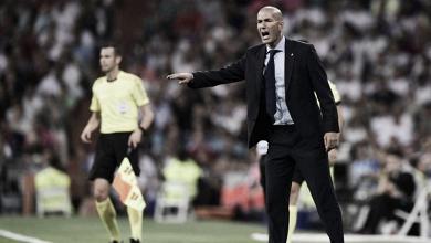 """Zinedine Zidane: """"El Deportivo tiene buenos jugadores y sabe jugar"""""""