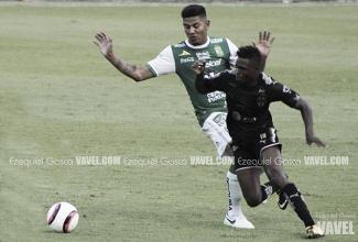 Avilés Hurtado ya tiene su meta de goles por cumplir