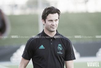 """Santiago Solari: """"Generamos ocasiones como para convertir más goles"""""""