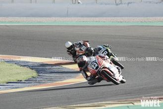 El Ángel Nieto Team vuelve al podio con Raúl Fernández