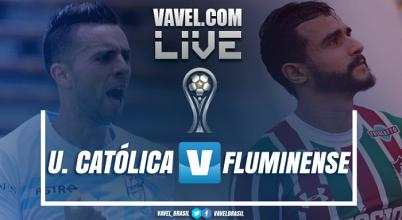 Jogo Universidad Católica x Fluminense AO VIVO online pela Copa Sul-Americana 2017