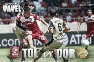 Previa Toluca - Dorados: el Diablo se presenta en la Copa