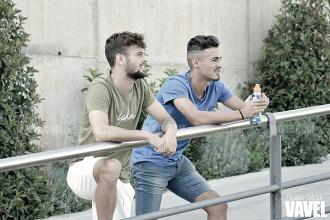 Trápaga entrena con el Sabadell a falta de hacer oficial su cesión